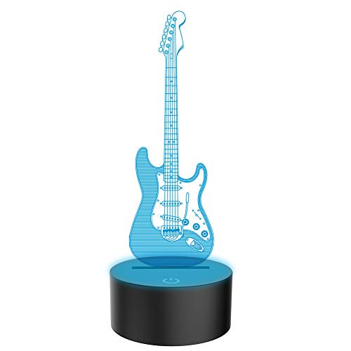 Acrylic Guitar Led Lights