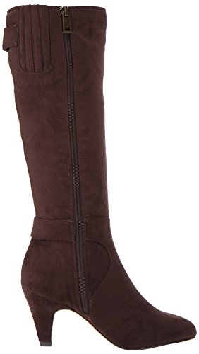 Bella Vita Damen Toni II Harness Boot Braunes Super-Wildleder