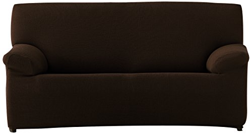 Teide Sofa Überwurf 3 Sitzer Fb. 07-braun