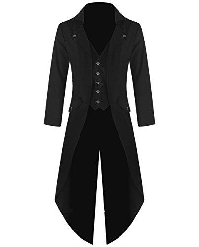 Cotton Twill Coat Jacket - 2