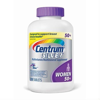 2 PACK - Centrum Silver Ultra Women's Multivitamin and Multimineral Supplement Tablets - 250 Count by Centrum