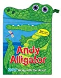 img - for Snappy Heads Andy Alligator book / textbook / text book