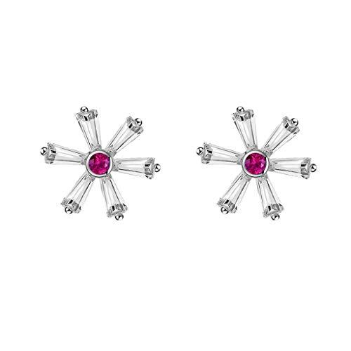 Jocund Women Fashion Design Star Shape Creative European and American Long Earrings Wild Ladies Fashion Jewelry