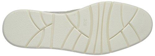 white Women''s White 191 Loafers Softline silver 24665 d8wxvIqI