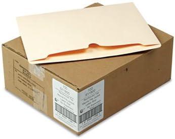 Superior reforzada chaquetas de archivo, carta, 11 punto Manila ...
