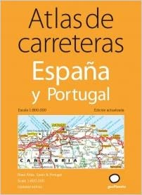 Atlas de carreteras de España y Portugal 2088 (mini): Amazon.es ...