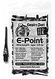 E-Point Spitzen 2BA Schwarz (100 Stück)