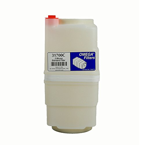 Atrix - 31700 Toner Dust Filter Cartridge Omega Series, 1-Gallon from Atrix