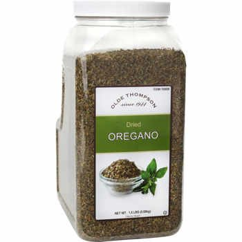 Olde Thompson Dried Oregano, 2 lbs