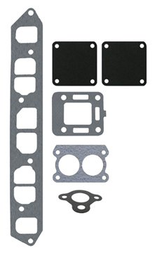 EXHAUST GASKET SET | GLM Part Number: 39320; Sierra Part Number: 18-4367; Mercury Part Number: - Manifold 4 Mercruiser Cylinder