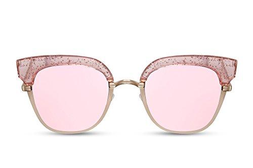 Gafas Lentes Sol Cheapass Gold4 de Metálicas Espejadas UV400 FnOWgdxW