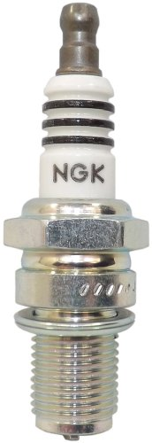 NGK (7001) BR8HIX Iridium IX Spark Plug, Pack of 1