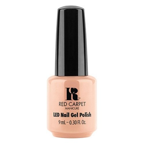 篭反逆リレーRed Carpet Manicure - LED Nail Gel Polish - Can't Stop. Won't Stop. - 0.3oz / 9ml
