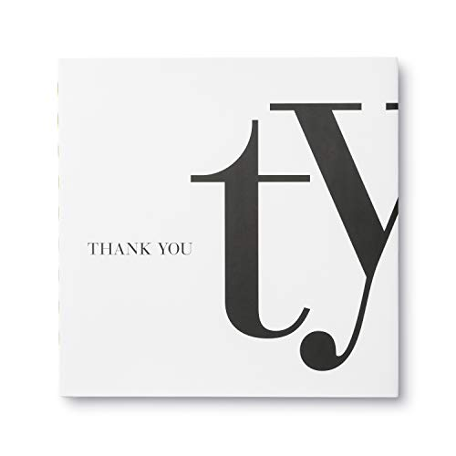 Thank You - A gift book to say thank you.