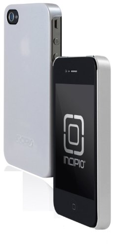 Incipio iPhone 4/4S feather Ultralight Hard Shell Case - 1 Pack - Carrying Case - Retail Packaging - Tonic