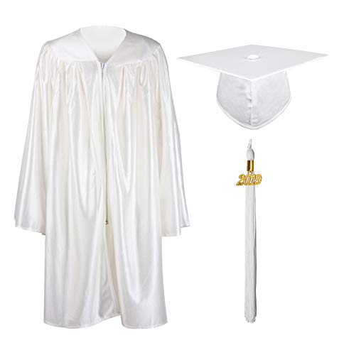 7ce6da2543 GraduationMall Shiny Kindergarten   Preschool Graduation Gown Cap Set with 2019  Tassel - Buy Online in UAE.