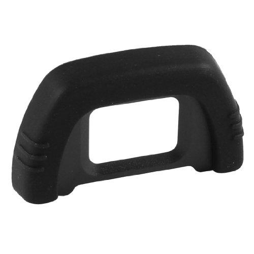 Black Rubber Plastic Eyecup Eyepiece DK-21 for Nikon D300 D200 D80 D90