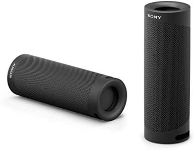 Sony SRS-XB23 EXTRA BASS Wireless Portable Speaker IP67 Waterproof BLUETOOTH and Built In Mic for Phone Calls, Black 31fAkwu3 2BsL