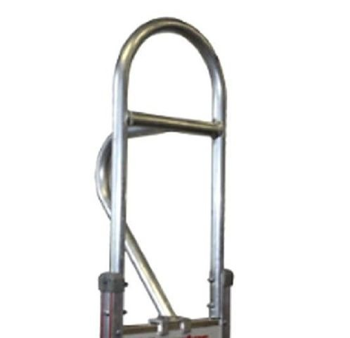 New A8 B&P Mfg. (Made in USA) Hand Truck Handle 60'' High with Vertical Bar at ...