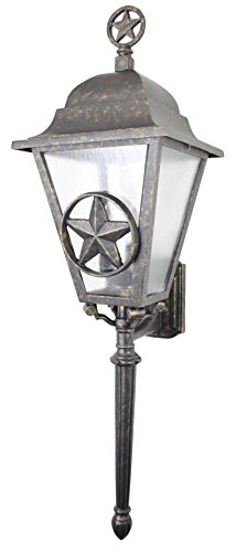 Lone Star Outdoor Wall Light in US - 7