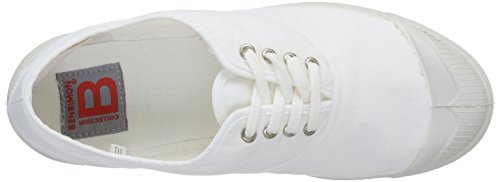blanc Sneaker Bensimon 101 Bianco Donna Tennis w6aqTxI