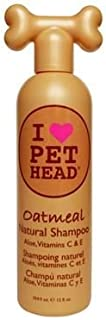 product image for Pet Head - Oatmeal Dog Shampoo 355ml(2 Pack)