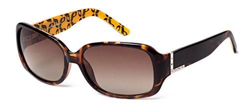 SOL'VARI Women's Polarized Sunglasses, Designer, 100% UV Protection Round - Glasses Vari