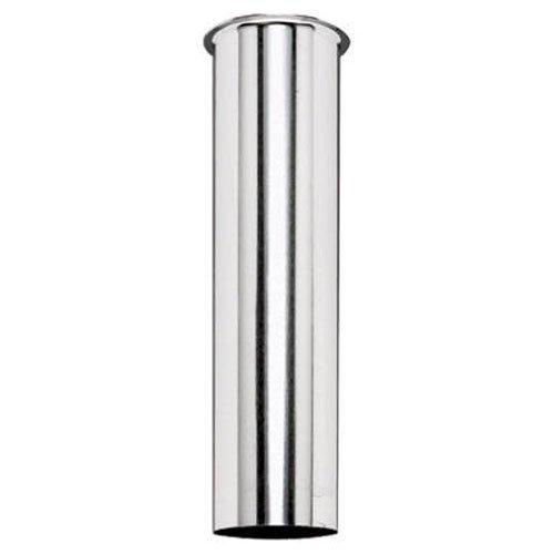 Keeney 110K 22-Gauge 1-1/2-Inch by 4-Inch Sink Tailpiece, Chrome