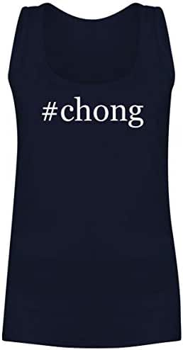 The Town Butler #Chong - A Soft & Comfortable Hashtag Women's Tank Top