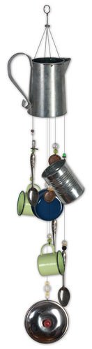 Cheap  Sunset Vista Designs Coffee Time Chime, 35-Inch Long