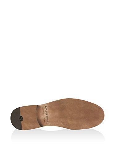 Superga black mujer para Brown Zapatillas qnccgH1A
