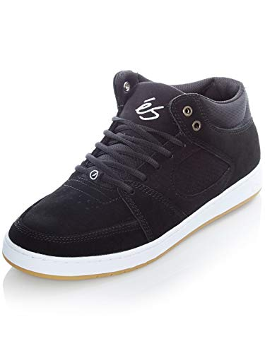 ES Men's Accel Slim Mid Skate Shoe, Black/White/Gum, for sale  Delivered anywhere in Canada