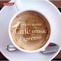 pop'n music Cafe music Espresso