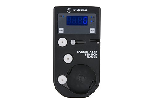 Towa Digital Bobbin Case Tension Gauge, Compare to Towa TM-1 L-Style and Towa TM-3 M-Style (Body Only)