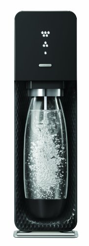 SodaStream Source Machine-Black with Mini Cylinder Starter Kit