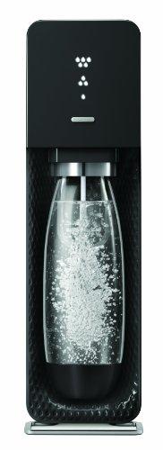 SodaStream Source Machine-Black with Mini Cylinder Starter Kit