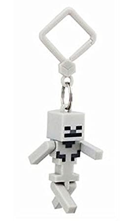 Everglamour - Llavero, diseño de Minecraft 3D, esqueleto ...