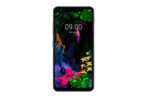 "LG G8s ThinQ (128GB, 6GB RAM) 6.21"" OLED Display, Snapdragon 855, Single SIM Claro Unlocked GSM Global 4G LTE (T-Mobile, AT&T, Metro, Straight Talk) International Model LM-G810 (Mirror Black)"