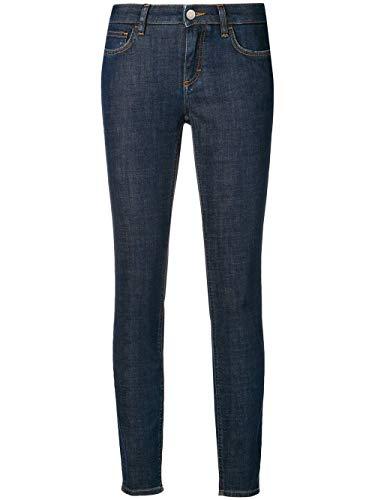 - Dolce e Gabbana Women's Ftah7zg981bb0665 Blue Cotton Jeans