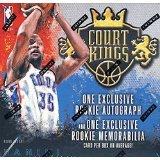 2014/15 Panini Court Kings NBA Basketball RETAIL box (15 cards)