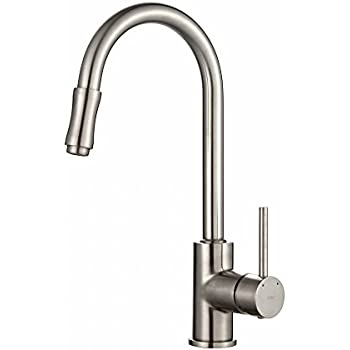 Kohler K 560 Vs Bellera Pull Down Kitchen Faucet Vibrant