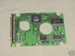 FUJITSU Mobile MHT2040AH - Hard drive - 40 GB - internal - 2.5