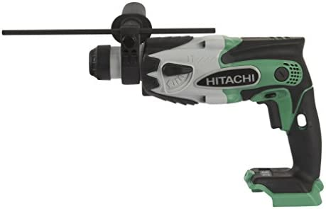 Hitachi DH18DSLP4 18-Volt Lithium-Ion SDS Plus Rotary Hammer Tool Only, No Battery