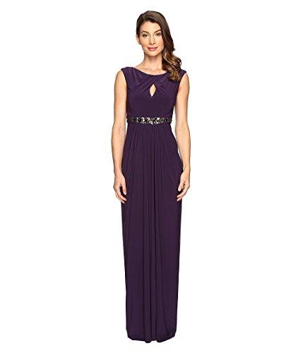 Jersey Keyhole Dress - 4