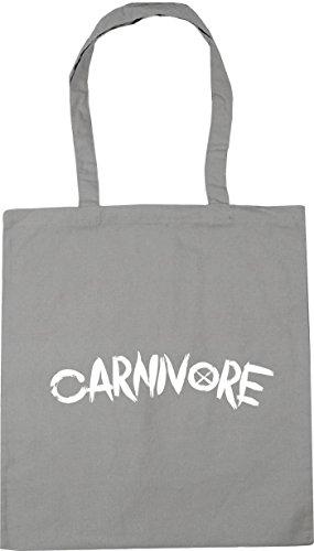 litres Grey 42cm Bag Gym HippoWarehouse x38cm Beach Light 10 Shopping Carnivore Tote 4wO4qFzP
