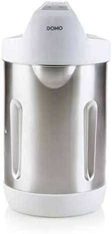 DOmo DO705BL Soup Maker XXL, Stainless Steel, 1000 W, 2 liters