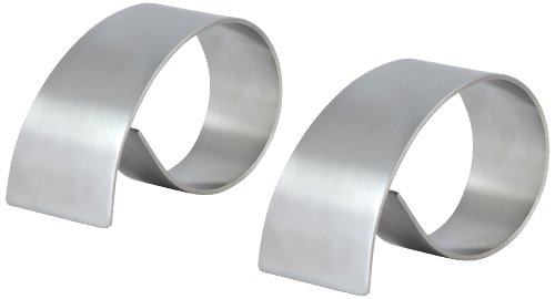 Cuisinox Napkin Rings, Set of 2