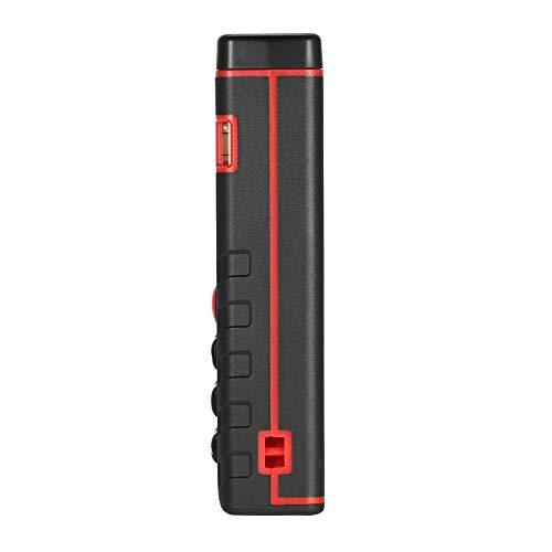 VCB SNDWAY 60M Laser-Entfernungsmesser-Entfernungsmessger/ät messen Diastimeter schwarz und rot