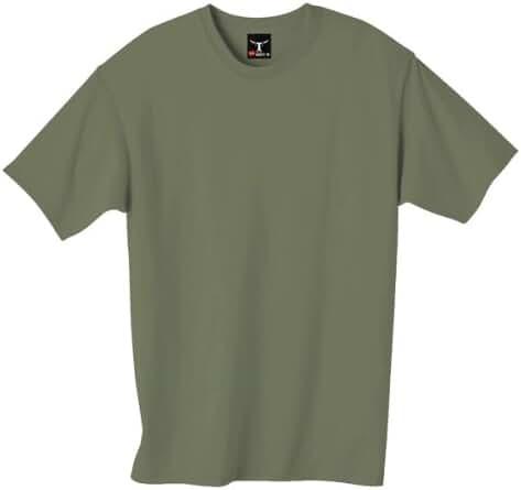 Hanes Men's Short-Sleeve Beefy T-Shirt