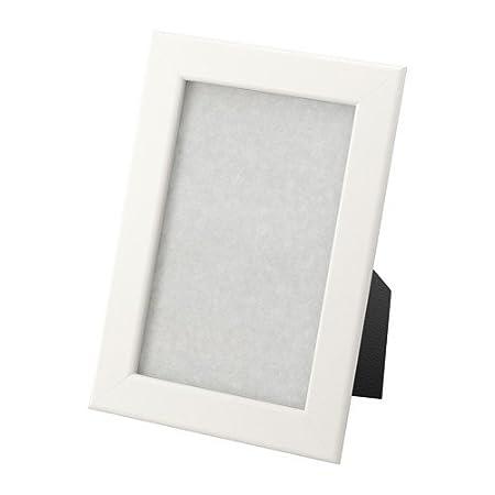 Ikea Photo Frame, White, 18 x 10 x 15 cm: Amazon.co.uk: Kitchen & Home